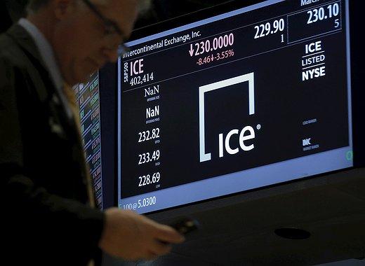 ICE planea convertir su servicio de cotización en el segundo CoinMarketCap