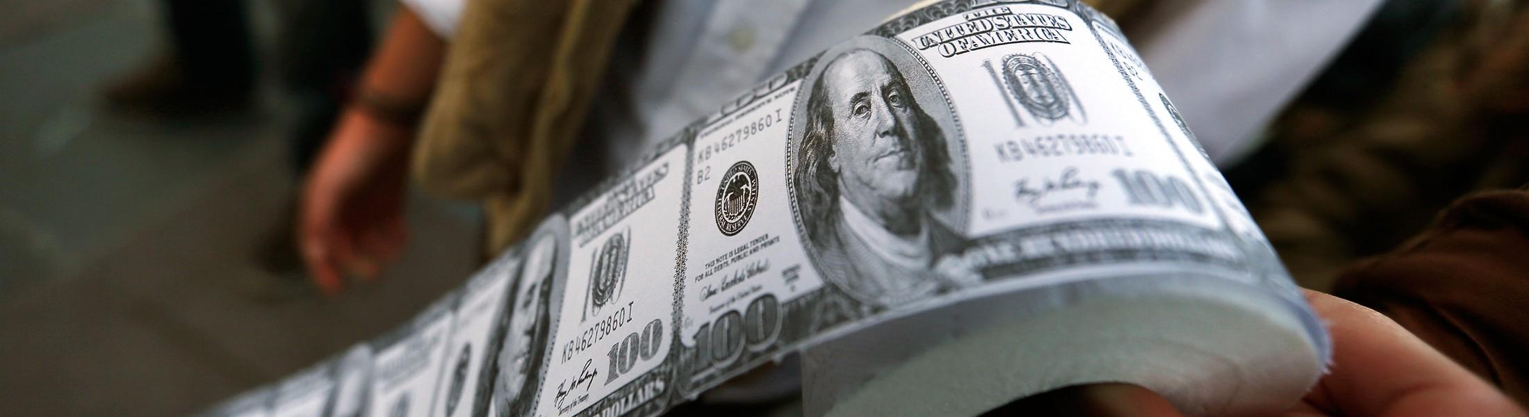 Мировая экономика под гнетом сильного доллара