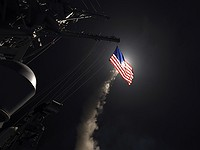 US strikes Syria in retaliation for chemical weapons attack, oil price surges