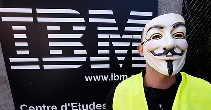 Будьте осторожнее с IBM