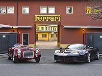 Ferrari: История самых известных спортивных автомобилей