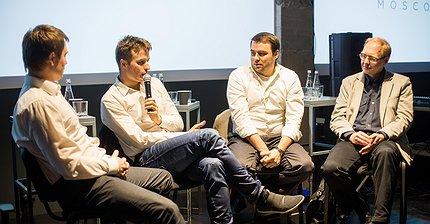 Exantech Meetup: Открытый диалог о криптовалютах в Москве