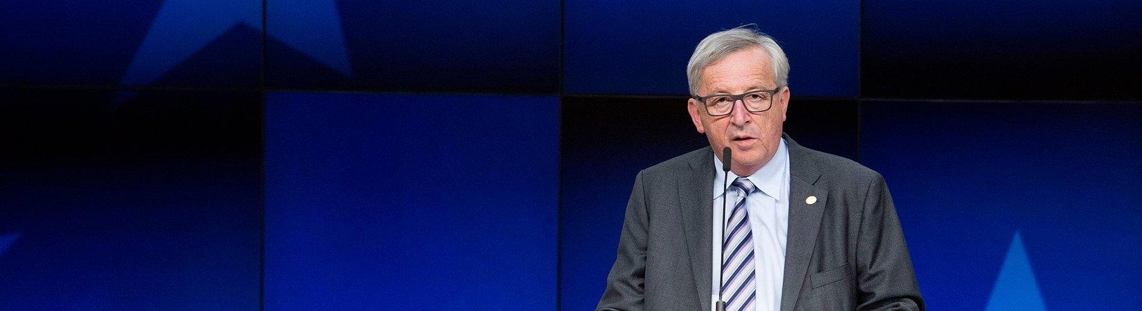 """El presidente de la Comisión Europea dice que """"El Brexit no amenaza a la UE"""""""