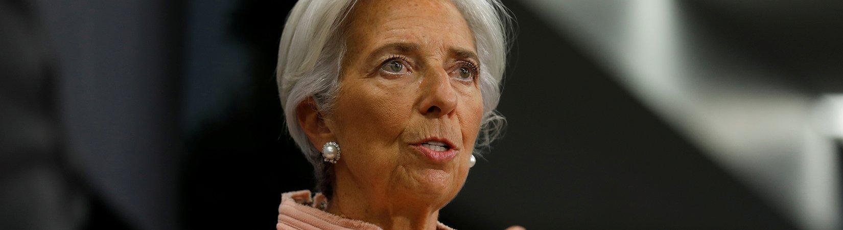 El FMI publicará su primer pronóstico económico desde el comienzo de la presidencia de Trump