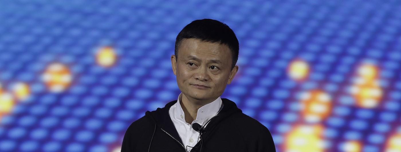 Джек Ма о торговых войнах, ошибках США, разнице между Alibaba и Amazon и экосистеме