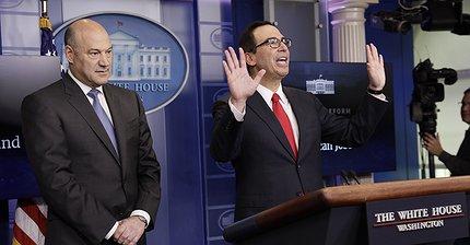 Белый дом представил план крупнейшей налоговой реформы в истории США