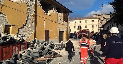 Fotos: Terremoto en Italia