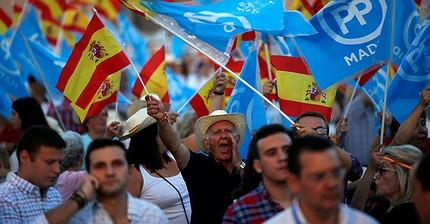 El PP gana las elecciones y el PSOE mantiene el tipo