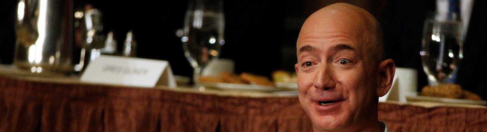 Jeff Bezos diventa il secondo uomo più ricco del mondo