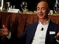 Amazon founder Jeff Bezos overtakes Buffett to become second richest person in the world