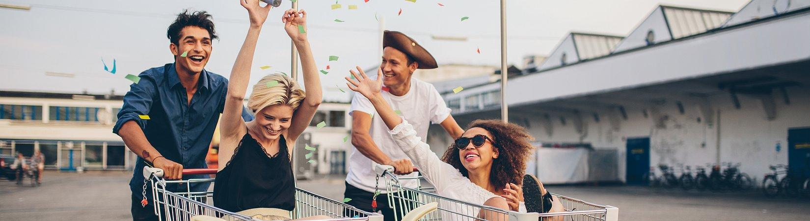 Чем заменить положительные эмоции от шопинга, не потратив ни копейки