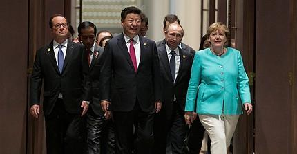 La cumbre del G20 en China llega a su fin