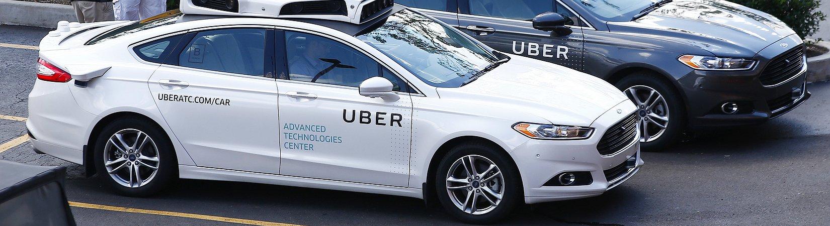 Uber suspendeu programa ao redor de carros autônomos
