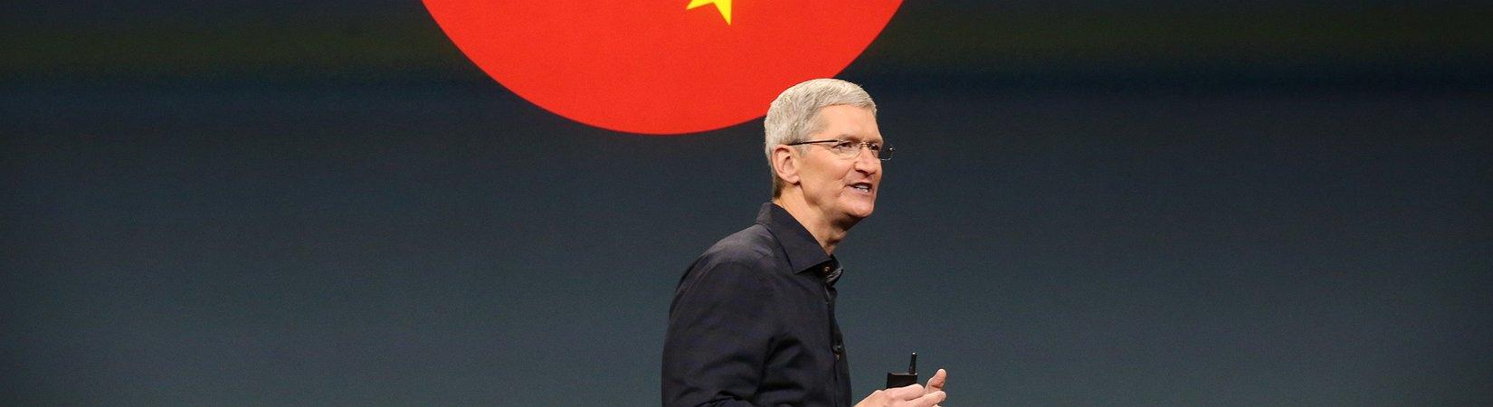 Apple ha creato il suo primo data center in Cina