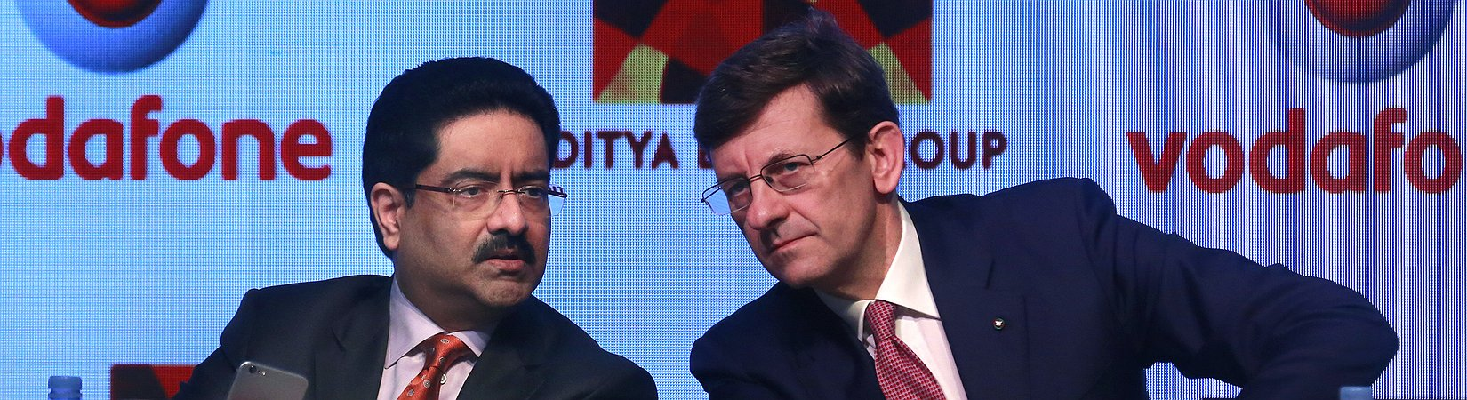 Vodafone, Idea merge to create India's largest telco