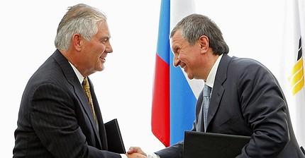 Почему ExxonMobil так тянет в Россию