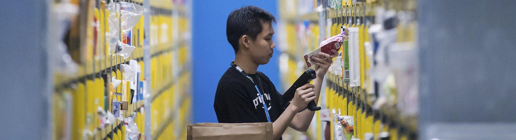 Amazon y Softbank inician una guerra por el mercado electrónico de la India