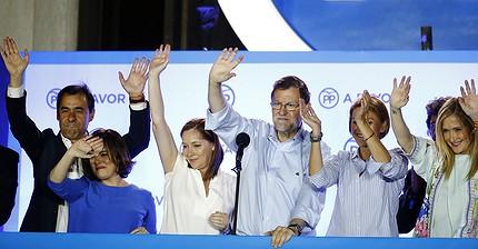 El PP vuelve a imponerse en las elecciones