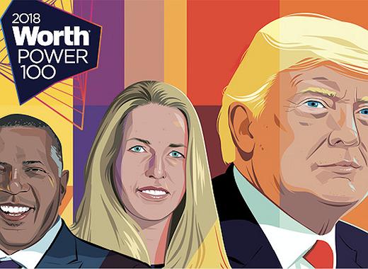 Satoshi Nakamoto y Trump se cuelan en la lista de las personas más influyentes de Worth