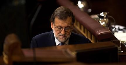 Mariano Rajoy no consigue apoyo para el nuevo gobierno