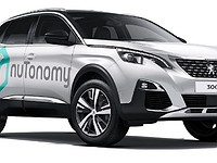 Peugeot and MIT startup to test driverless cars in Singapore