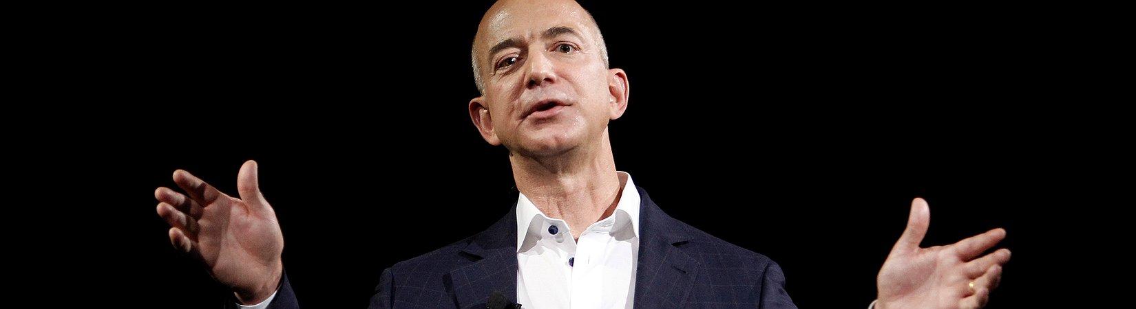 El imperio de Jeff Bezos en 5 gráficos