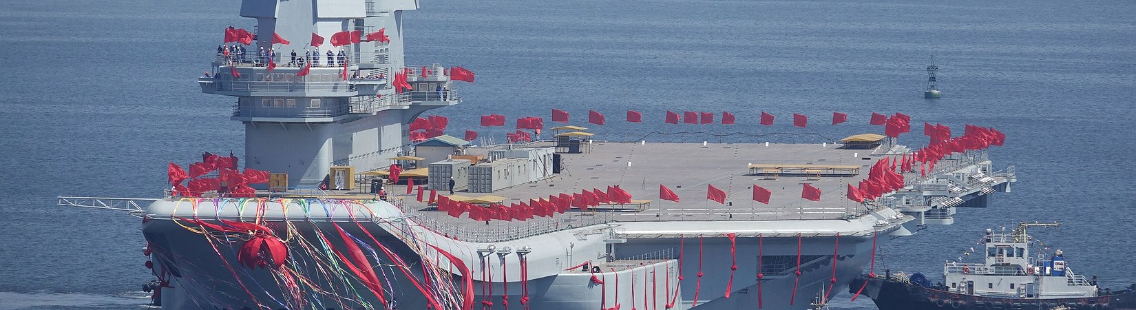 Now there's a 'Made in China' aircraft carrier