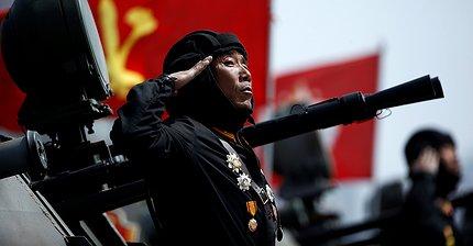 Война США с Северной Кореей: Как это будет