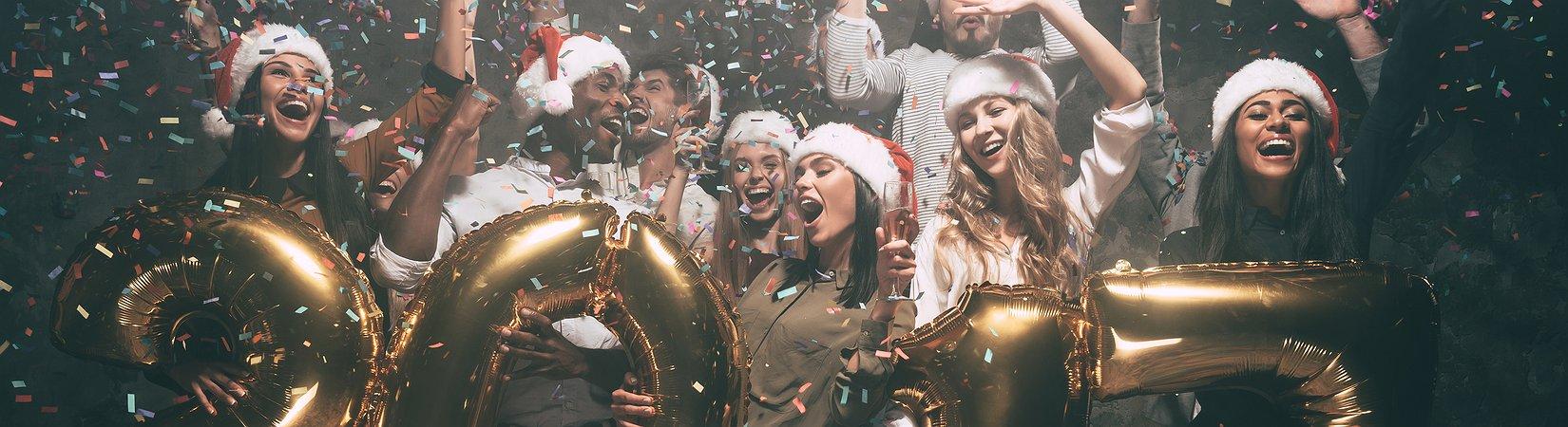 9 Formas de começar o ano novo em grande