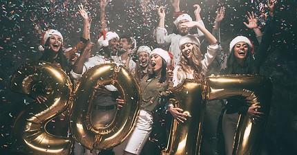 9 modi per iniziare l'anno nuovo alla grande