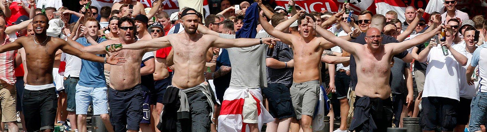 Warum werden Engländer wieder zu Hooligans?