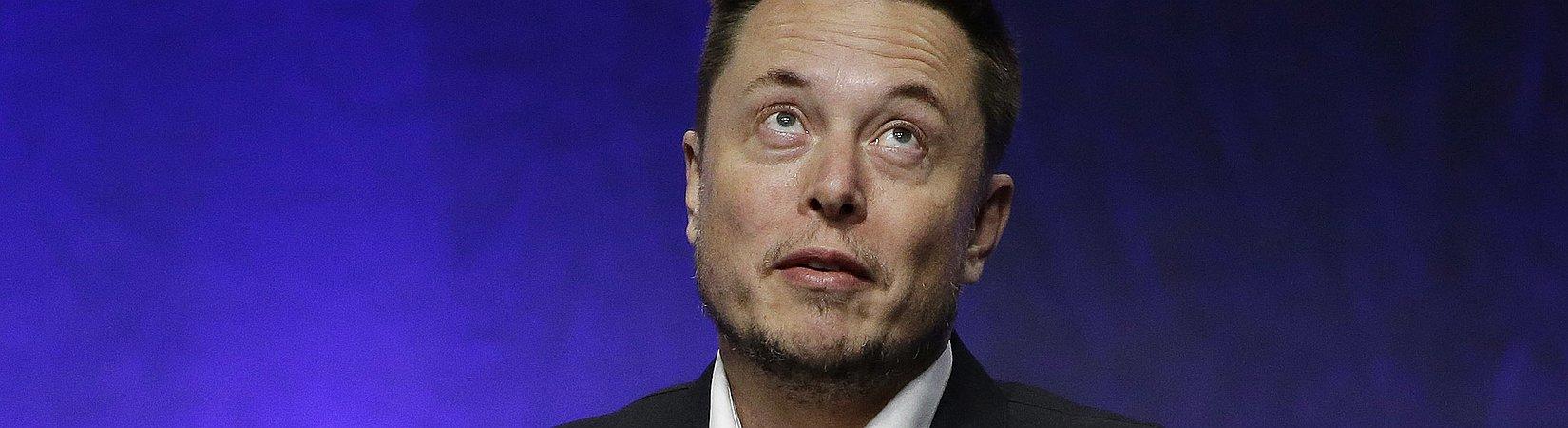 Elon Musk provocou queda das ações da Tesla com um tweet