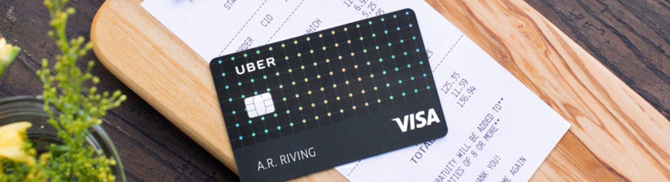 Uber анонсировал выпуск безлимитной кредитной карты Visa