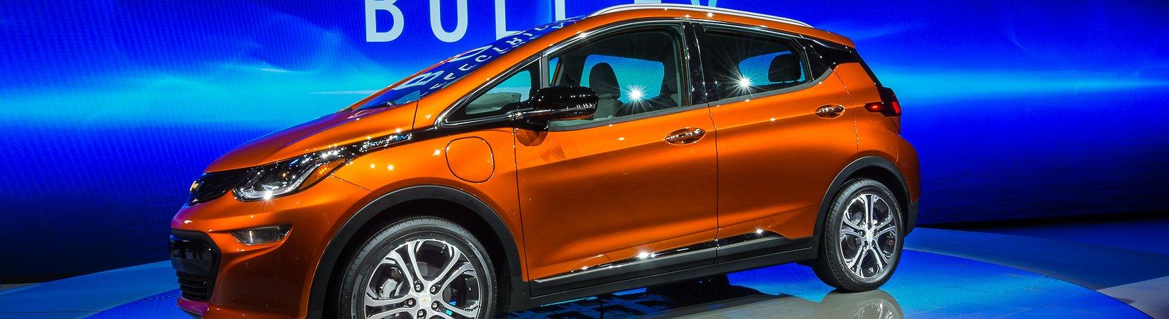 GM lanza su primera serie de vehículos autónomos eléctricos