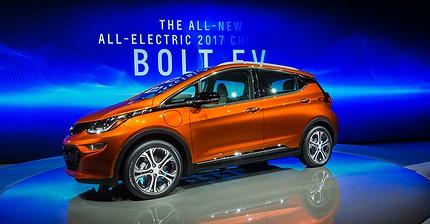 GM выпустила первую массовую партию беспилотных автомобилей