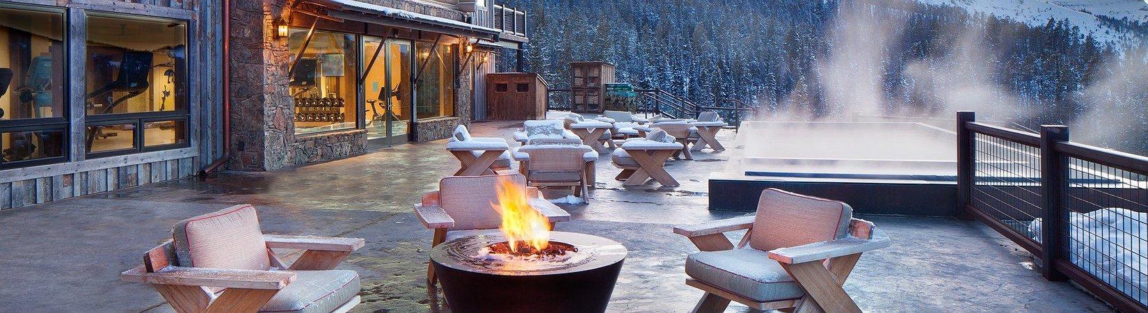 Йеллоустоун-Клаб: Частный горнолыжный клуб, где отдыхают Билл Гейтс и Эрик Шмидт