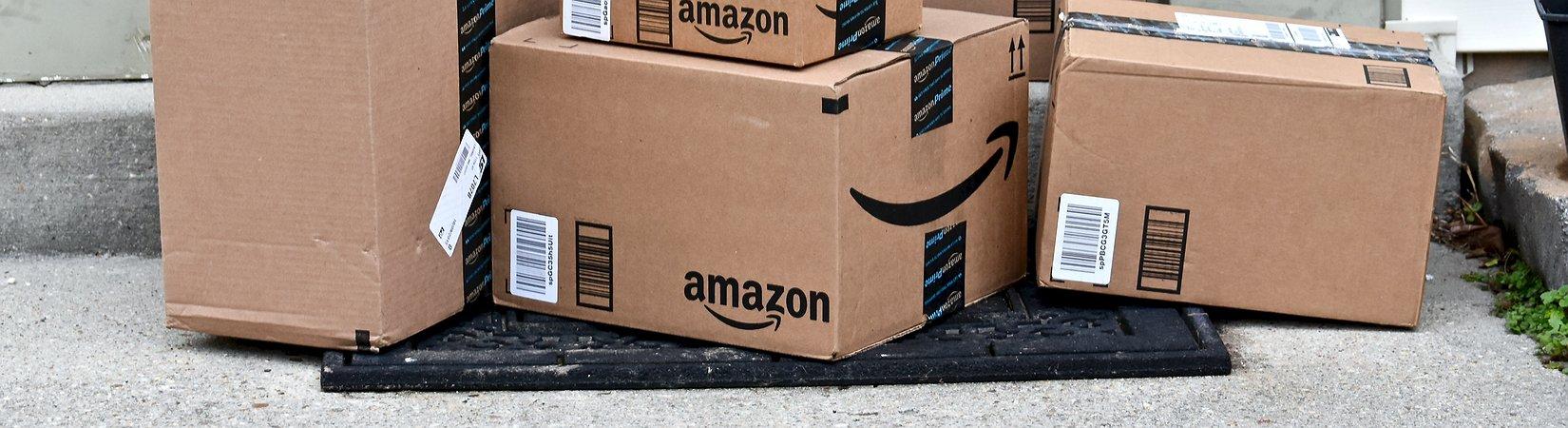 Акции Amazon впервые превысили $1000