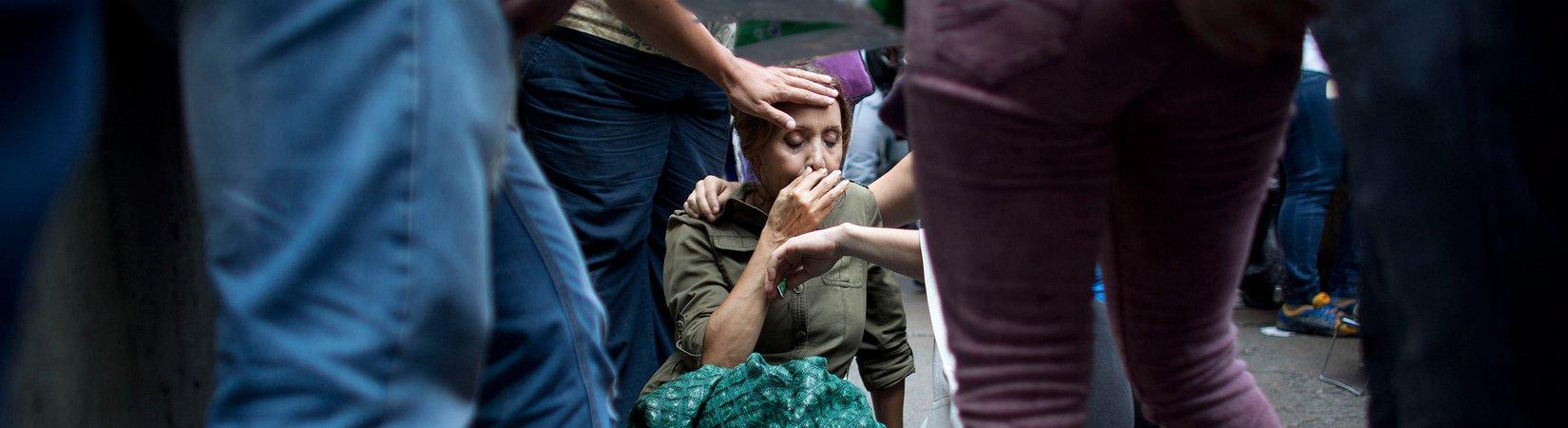 Las cuatro etapas del colapso de Venezuela