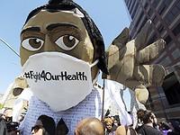 Trump amenaza a su partido para aprobar su reforma sanitaria