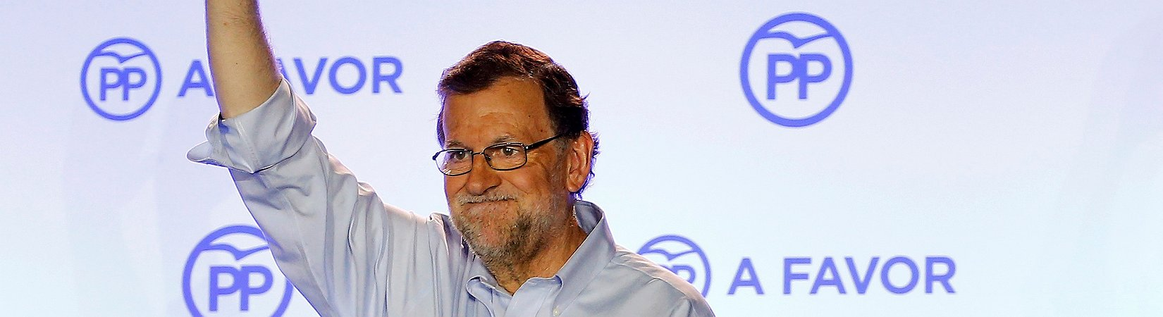 Rajoy cree que el PP ganaría con ventaja en unas terceras elecciones