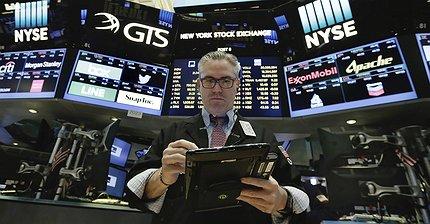 Обзор рынка: Европейские индексы снижаются, фунт под давлением