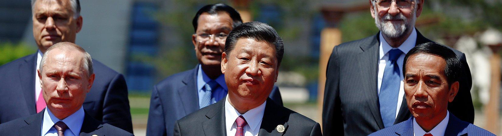"""Xi Jinping: """"Dobbiamo rifiutare il protezionismo"""""""