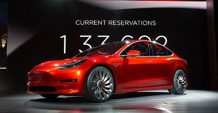 Всё, что нужно знать о бюджетном электрокаре Tesla Model 3