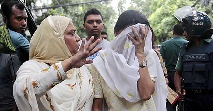 Все жертвы атаки террористов вБангладеш являются иностранцами