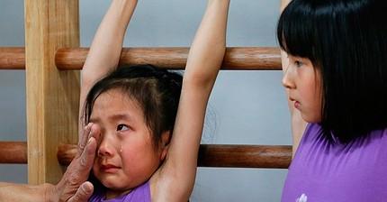 Las escuelas deportivas de China donde los niños se convierten en atletas olímpicos