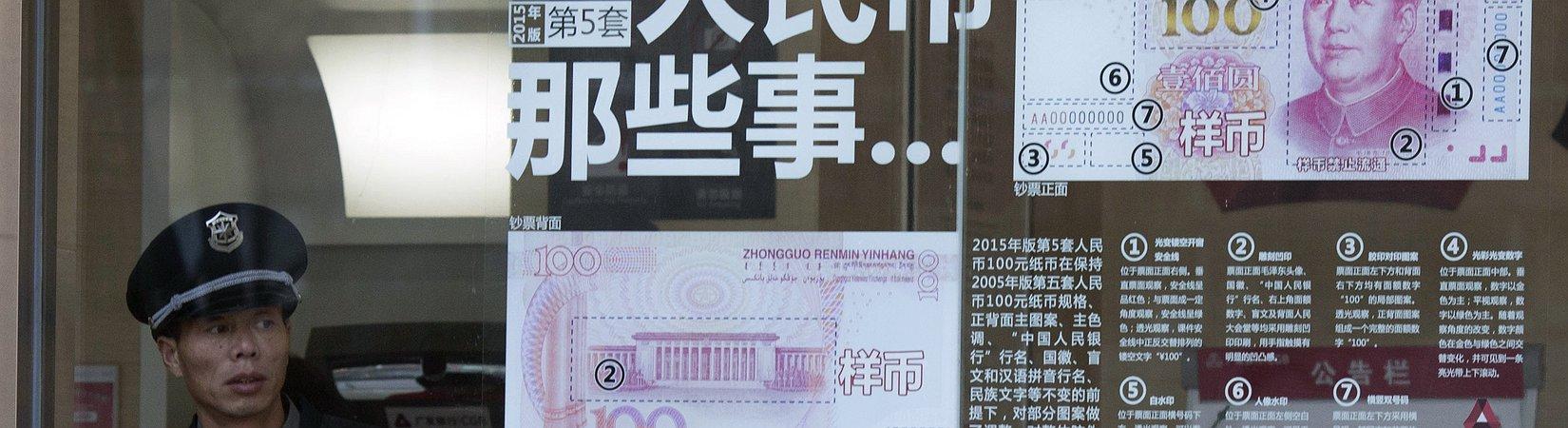 Chinas Börsenkrach: die Gefahren