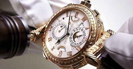 7 самых дорогих часов, которые можно купить