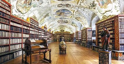22 bibliotecas que todo amante de los libros debe visitar