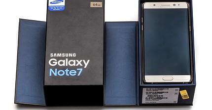 El Galaxy Note 7 hace mella en las ganancias de Samsung