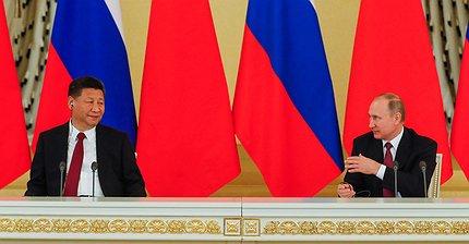 Партнерство России и Китая: О чем договорились Владимир Путин и Си Цзиньпин